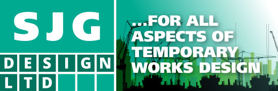 For all aspects of temporary works design